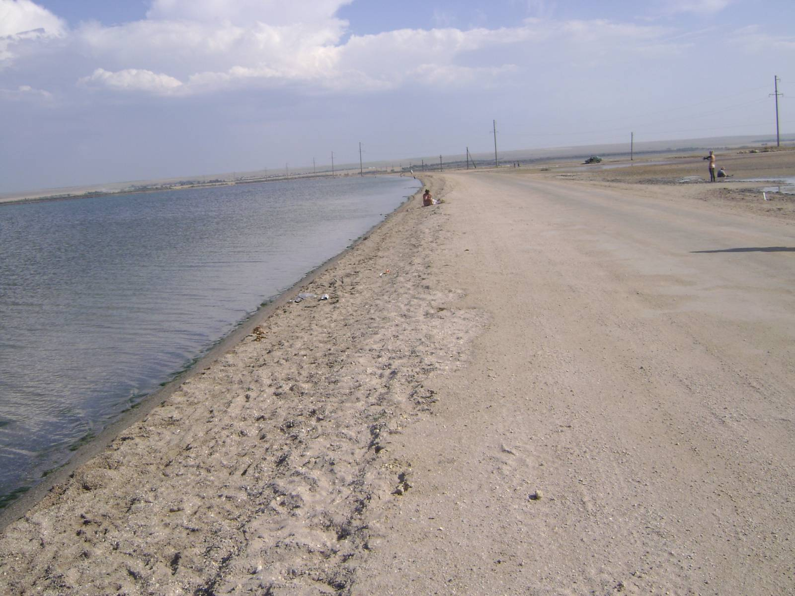 Крым межводное фото поселка и пляжа